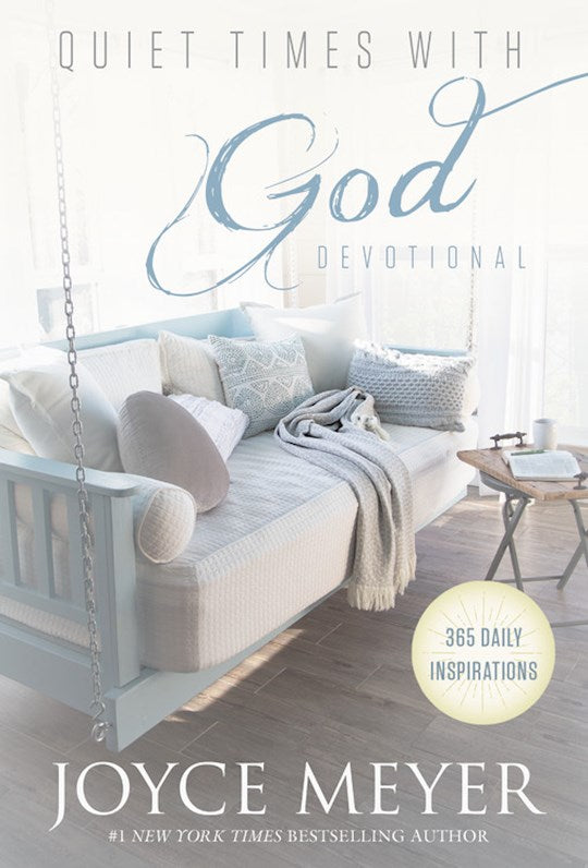 Quiet Times With God Devotional