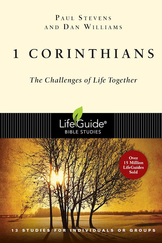 1 Corinthians (Lifeguide Bible Study) The Challenges Of Life Together