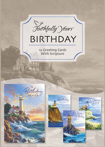 Beacon of Faith Birthday cards
