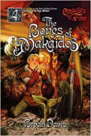 Oracles of Fire 4 - The Bones of Makaidos
