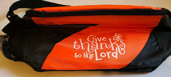 Give Thanks Lunch Tote