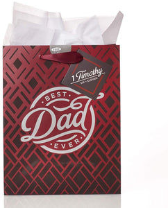 Best Dad Ever Gift Bag