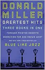 Donald Miller Greatest Hits - Hard cover
