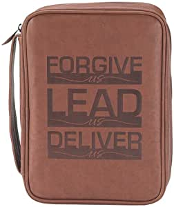 Forgive Lead Deliver Medium Book and Bible Cover