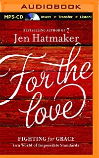For the Love Audio Book