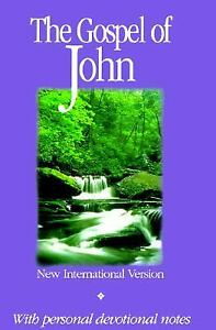The Gospel of John (NIV) with personal devotional notes
