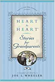 Heart to Heart Stories for Grandparents - Hard cover