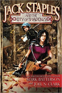 Jack Staples and the City of Shadows Book 1