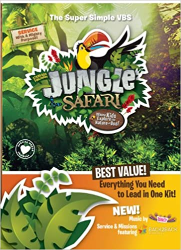 Super Simple Jungle Safari Kit