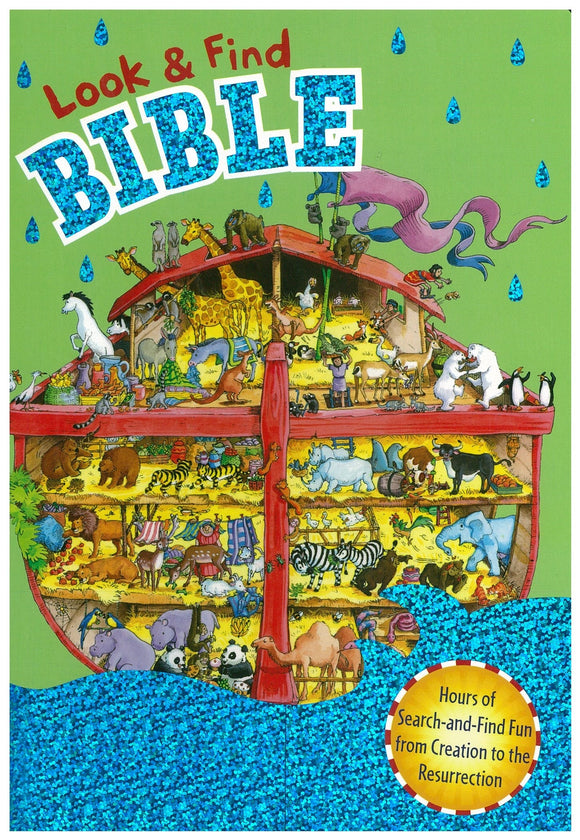 Look & Find Bible