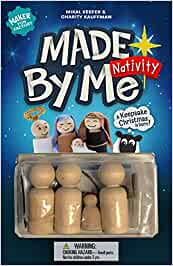 Made By Me Nativity - Hard cover