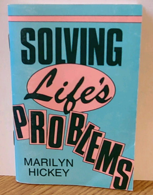 Solving Life's Problems (booklet)