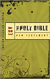 ESV The Holy Bible New Testament Paperback