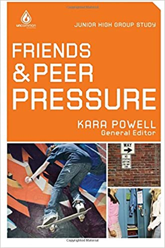 Friends And Peer Pressure: Junior High Group Study