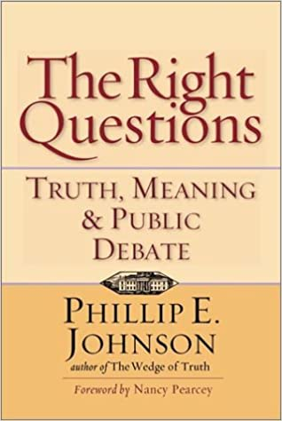 The Right Questions - Hard cover