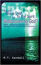 Are you Stone Deaf to the Spirit or...Rediscovering God?