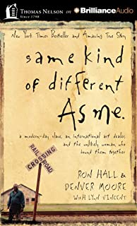 Same Kind of Different as Me Audio Book