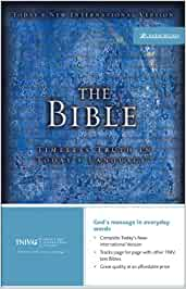 The Bible - Today's NIV - Paperback