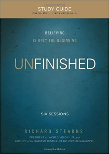Unfinished.  Participant's Guide: Believing Is Only the Beginning
