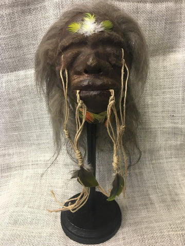 "Shrunken Head ""Tsantsa"" Replica - #SH3"