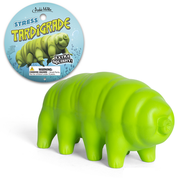 Tardigrade Stress Toy