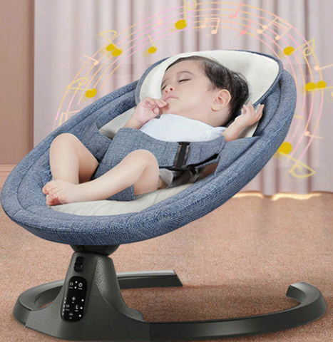 portable baby swing, ingenuity baby swing, best baby swing, bluetooth baby swing