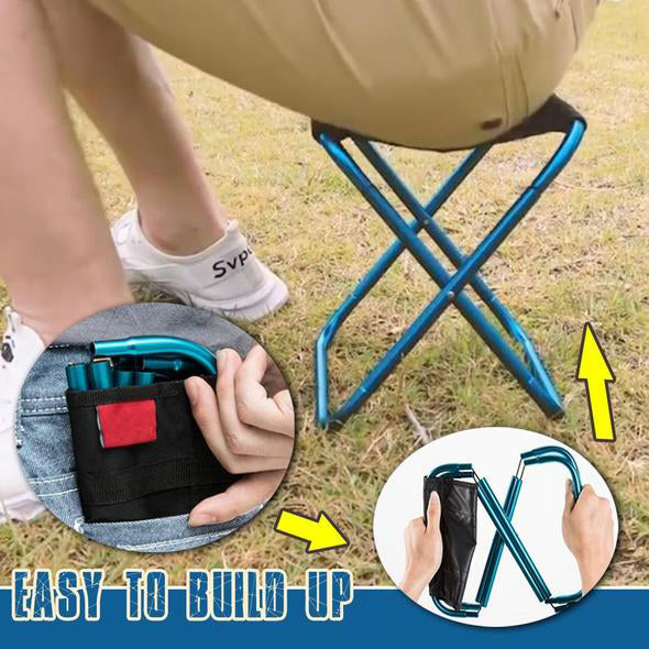 Pocket Chair - Ultra-Light Folding Chair
