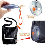 DiscBag - Portable Disc Folding Reusable Shopping Bag