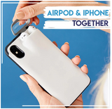 2-In-1 iPhone & AirPods Case