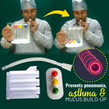 LungCare - Deep Breathing Respiratory Exerciser