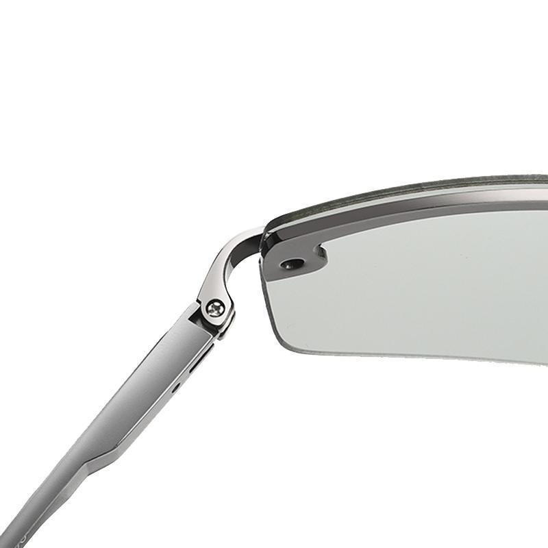 Chameleon Glasses - Auto-Adjusting Photochromic Day and Night Sunglasses