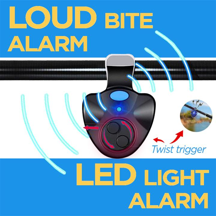 LED Fishing Bite Alarm