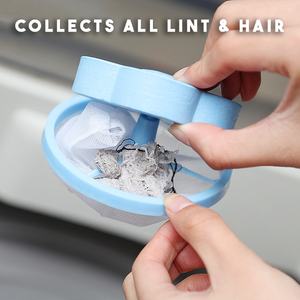 Washing Machine Hair and Lint Catcher
