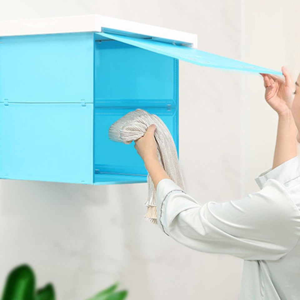 Bathroom Folding Storage Cabinet