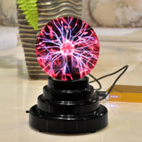 Magic Electrostatic Ion Ball
