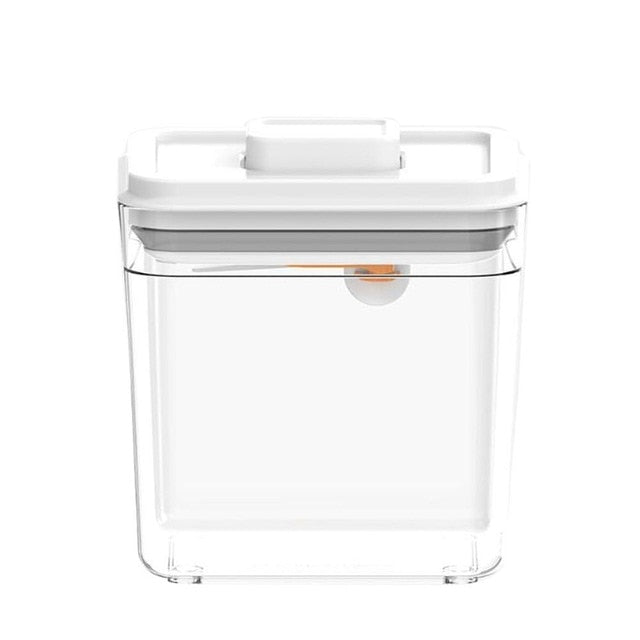 PushNPop Multi-functional Airtight Food Container