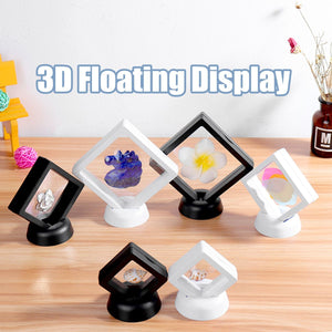 3D Box - Floating Frame Display Case