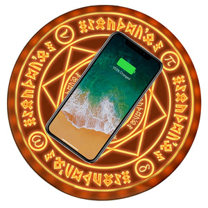 Spell Circle Wireless Charger