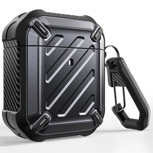 PodSafe - Airpods Full-Body Rugged Protective Case Cover