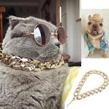 ThugPet - Thick Cuban Link Chain Pet Collar
