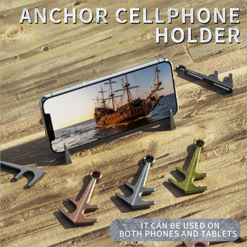AnchorStand - Magnetic Phone Stand Keychain