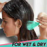 GlideEasy - Healthy Glide Thru Detangling Brush