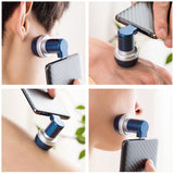 PhoneShave - Portable Smartphone Powered Rotary Razor