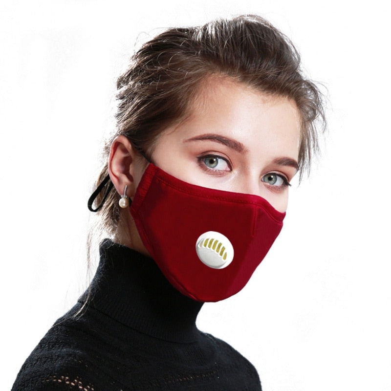 EZ Inhale - 5 Layer PM2.5 Filter Face Mask