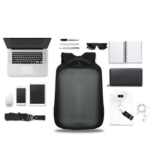 PixelBag - Smart LED Screen Display Backpack