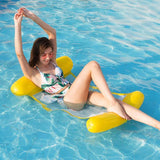 PoolLounger - Inflatable Water Hammock