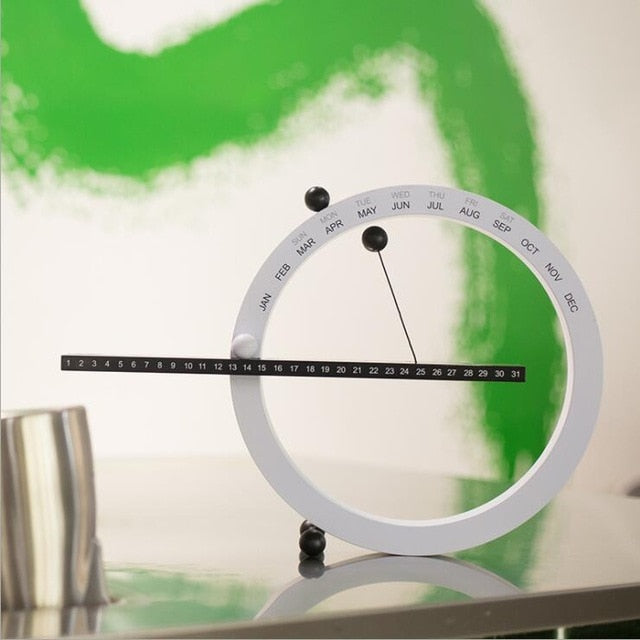 NordiCal - Nordic Style Perpetual Magnetic Calendar