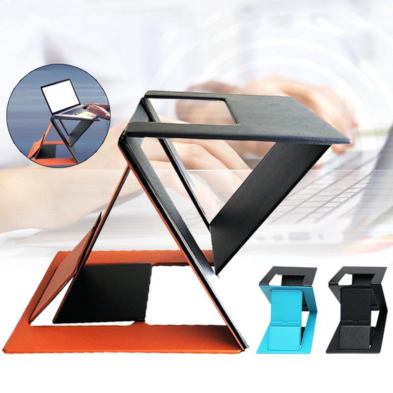 Z Desk - Invisible Sitting and Standing Laptop Desk
