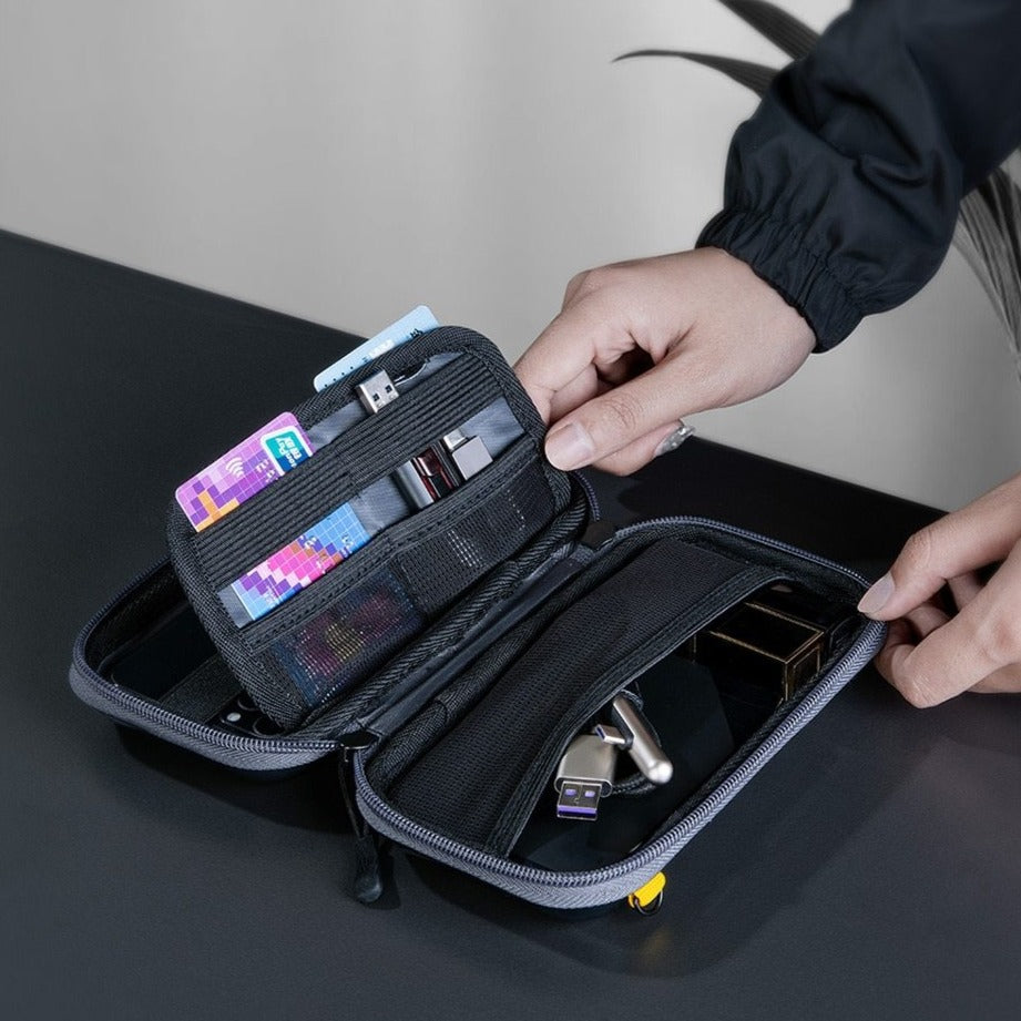 LiteTravel - Shockproof Device Organizer Pouch