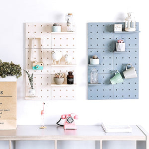 PegNRack - Customizable Peg Board Storage Rack Organizer